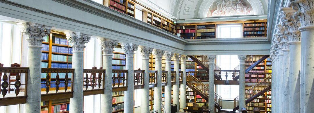 Wiertarka w bibliotece, czyli jak to się robi w Helsinkach