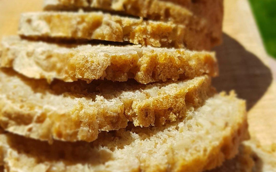 Mój przepyszny chleb na zakwasie